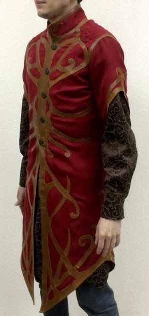 """Elven clothes """"High Elf""""; Cosplay;Role game; Movie trops;LARP;Elf by Masterbogdan on Etsy"""