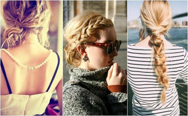 Tak upięte fryzury dodadzą Ci uroku i odejmą lat