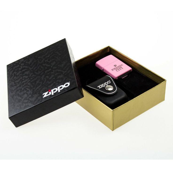 Zippo-Geschenkbox mit Gürteltasche - Geschenke von Geschenkidee