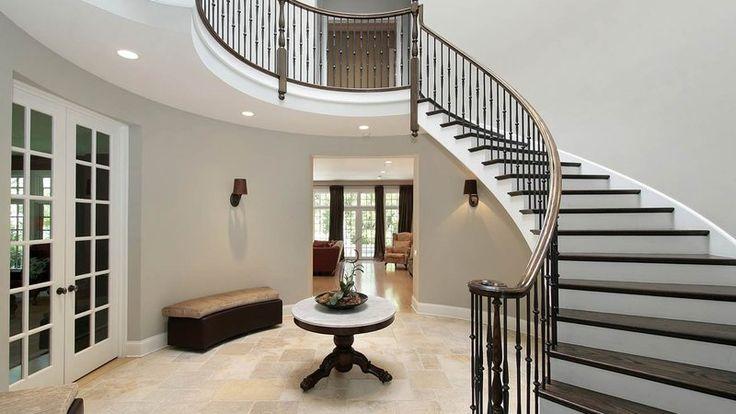 schody, drzwi