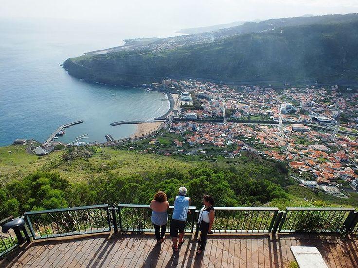 Pico do Facho, Machico. Madeira