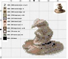 harry potter cross stitch - Google Search