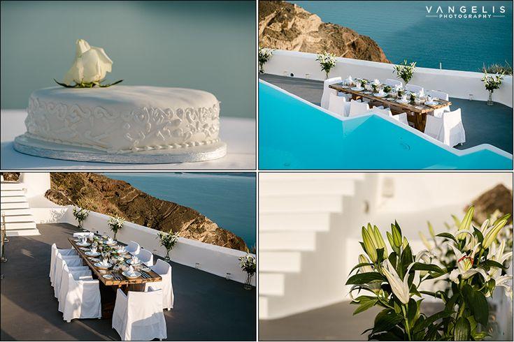 Wedding in Kirini Hotel Oia Santorini - SantoriniWedding in Kirini Hotel Oia Santorini Dimitri and Mariya Wedding Planning: Stella & Moscha – Exclusive Greek Island Wedding Planners