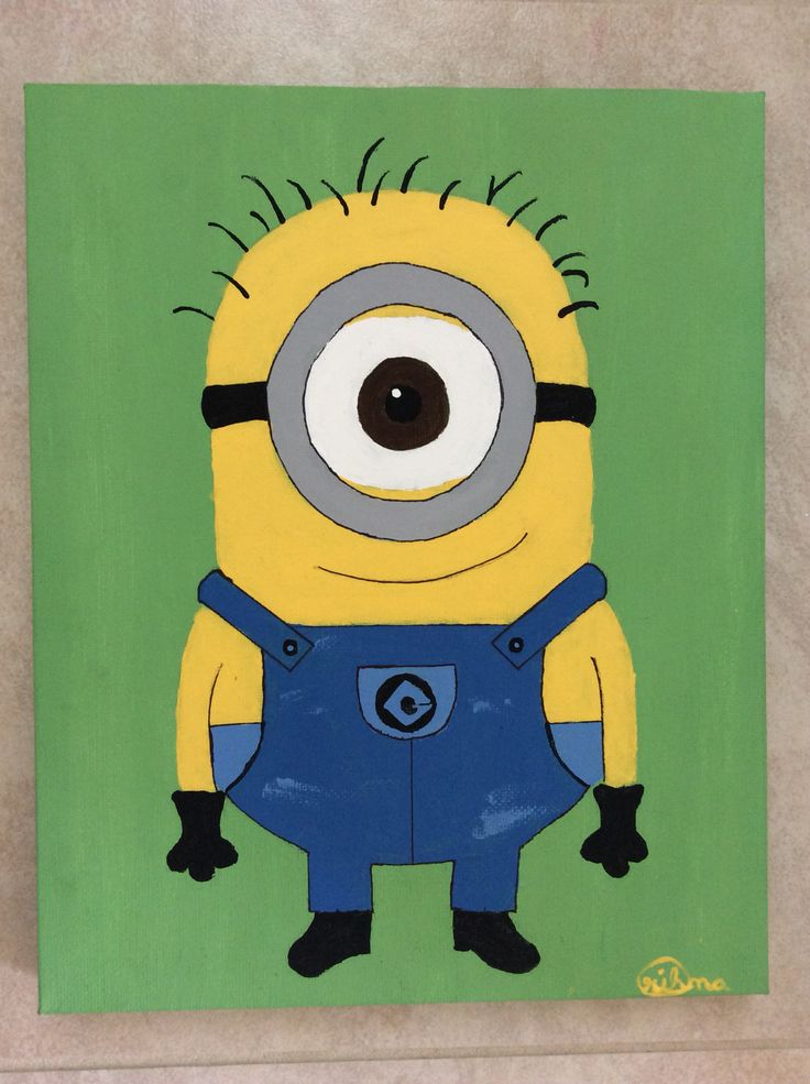 Carl the Minion :D