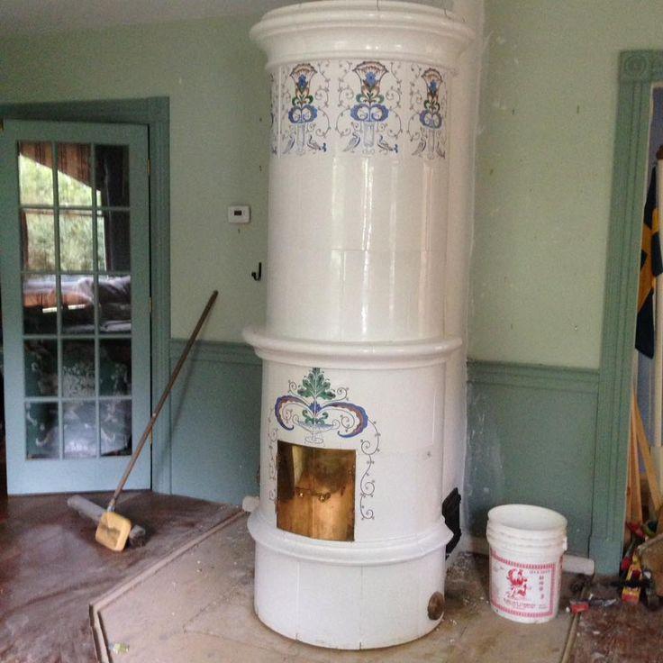 Installer of custom soapstone fireplaces and masonry heaters in Massachusetts.