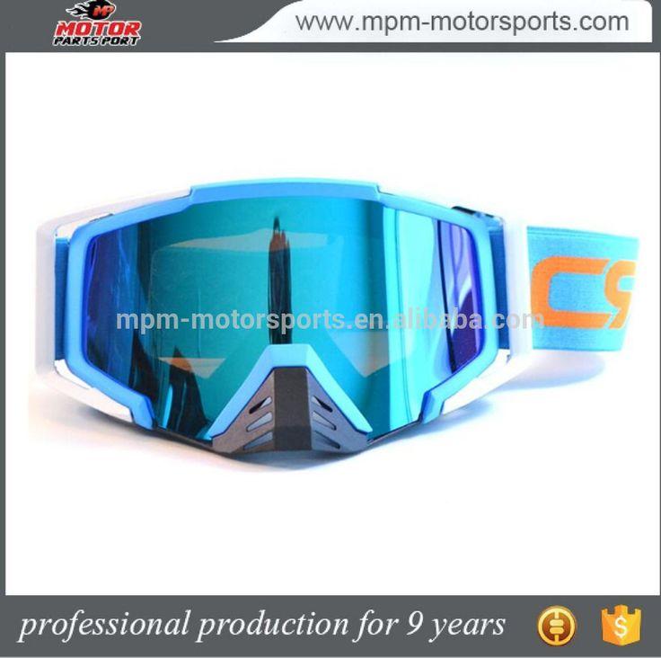 Custom Snowboarding UV400 motocross MX Cycling goggles 2016