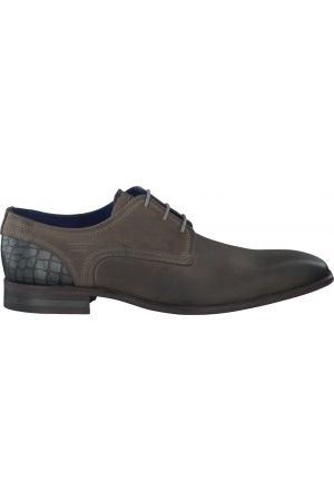 braend Grijze Geklede schoenen 415111