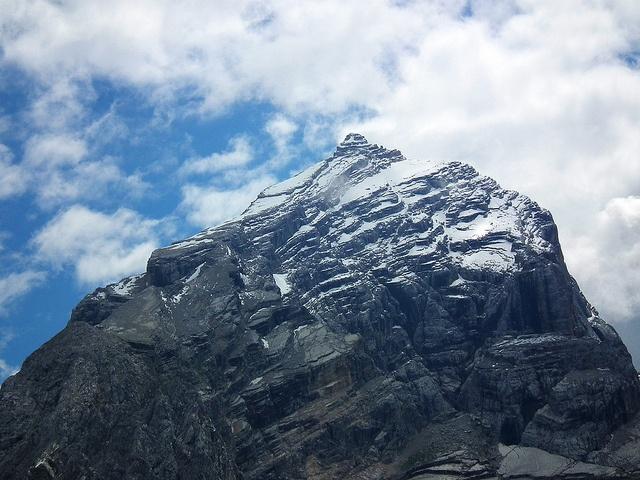 Peak of Antelao, near San Vito di Cadore