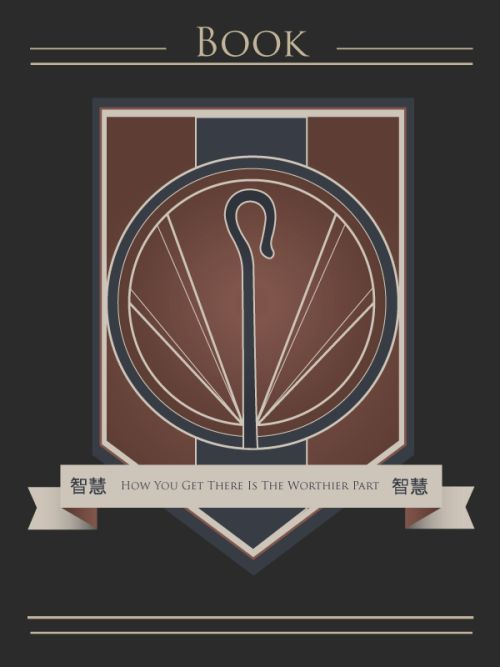 The Firefly crest series i made with all the characters represented.