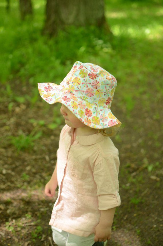 4b0deba924e Toddler Girl Sun Hat