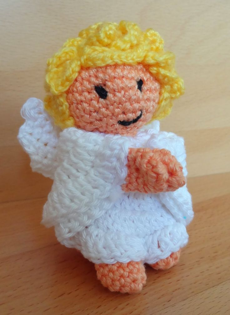 Amigurumi Doll Anleitung : Best images about amigurumi on pinterest free pattern
