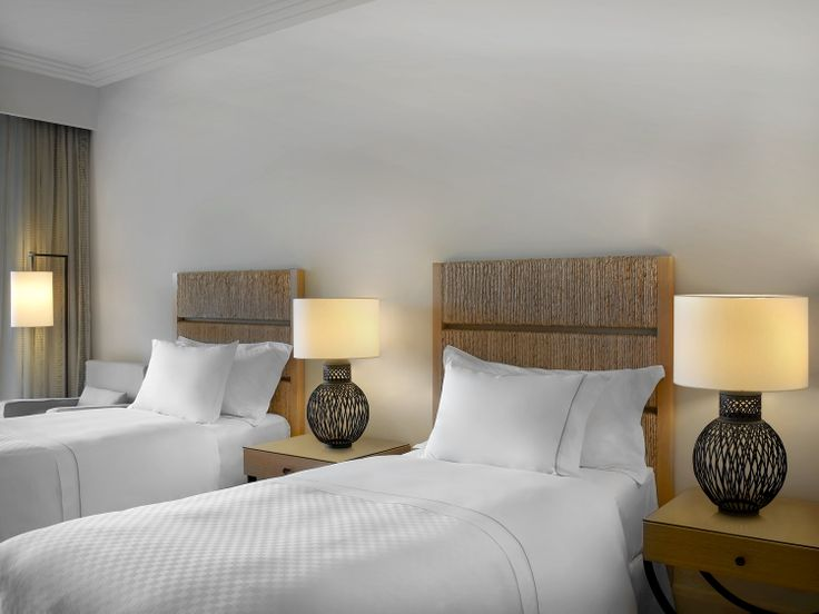 The Westin's Resort Costa Navarino Deluxe Rooms enjoy a space of 39m2 and spread around the resort's ground level #rest #easy #deluxe #rooms #westin #westincostanavarino #spg