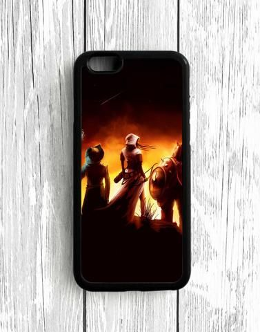 Games Moon Trine 3d iPhone 5C Case