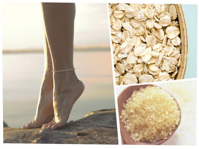 Suaviza y rejuvenece tus pies para verano