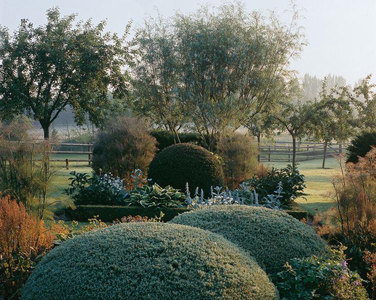 Manoir normand | Jardin | Camille Muller paysagiste