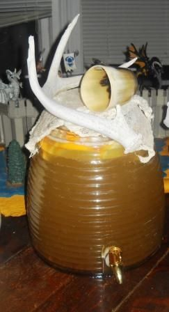 Make Mead Like a Viking! - Wild Fermented Mead 101 (didn't they communally spit in it to ferment it? lol)