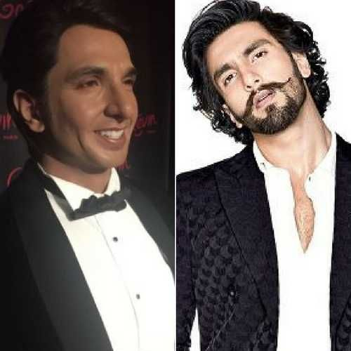 Ranveer Singh's wax statue At Tussad on his birthday day.Watch out the more news on dailydoss