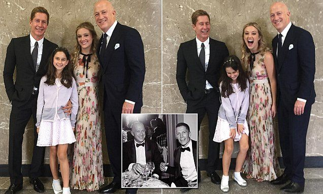 Carrie Fisher's ex Hollywood power agent Bryan Lourd marries Bruce Bozzi | Daily Mail Online