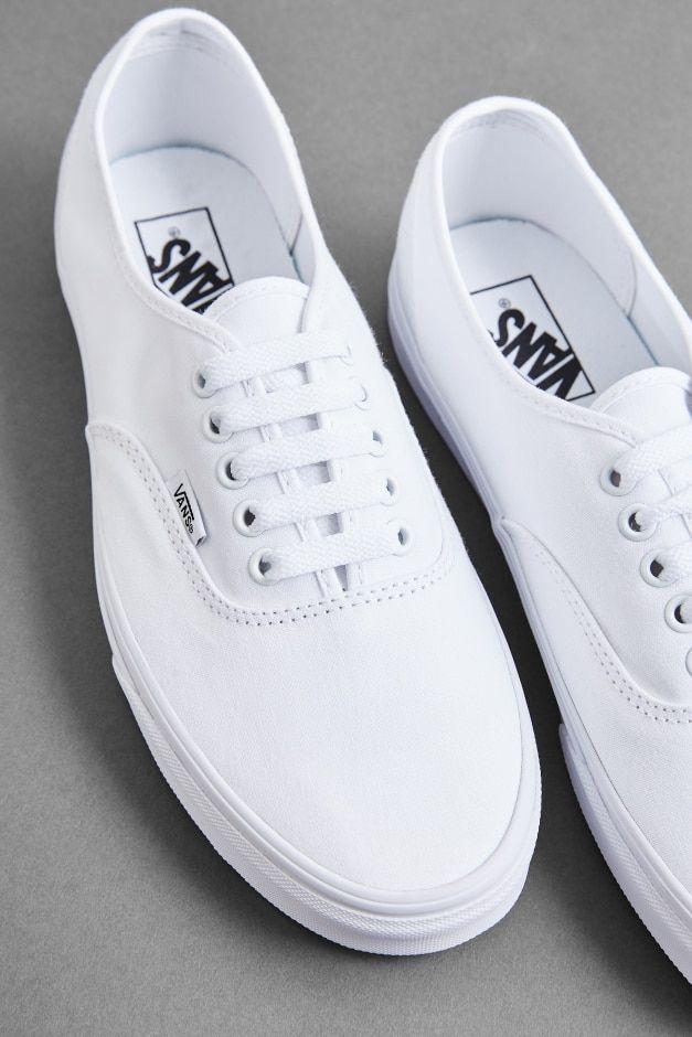 TENIS VANS AUTHENTIC WHITE in 2020 | Vans authentic white