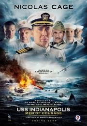 USS Indianapolis: Men of Courage        USS Indianapolis: Men of Courage      Ocena:  5.10  Žanr:  Action War  The harrowing true story of the crew of the USS Indianapolis who were stranded in the Philippine Sea for five days after delivering the atomic weapons that would eventually end WWII. As they awaited rescue they endured extreme thirst hunger and relentless shark attacks.  Glumci:  Nicolas Cage Tom Sizemore Thomas Jane Matt Lanter James Remar Brian Presley Yutaka Takeuchi Johnny…