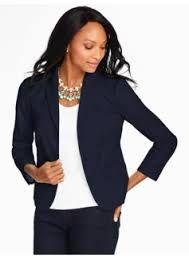 Image result for women's blazer long open