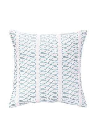 65% OFF Cococozy Loop Pillow (Light Blue)