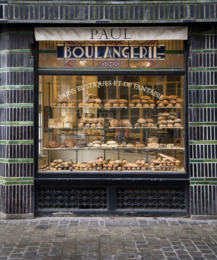 ★ L' Etoile   Paul Boulangerie et Pâtisserie   Lille, France Paul is SO delicious. We ate so man of their macarons while in Paris!
