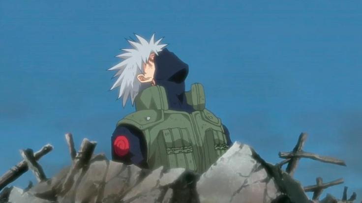 Naruto Kakashi Dies #kakashi dead |...