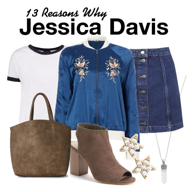 Jessica Davis by sparkle1277 on Polyvore featuring polyvore, fashion, style, Boohoo, Apt. 9, Street Level, Marc Jacobs, Estella Bartlett and clothing
