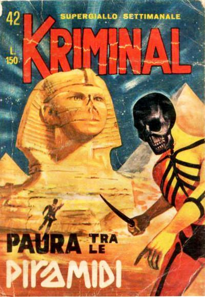 Cover for Kriminal (1964 series) #42