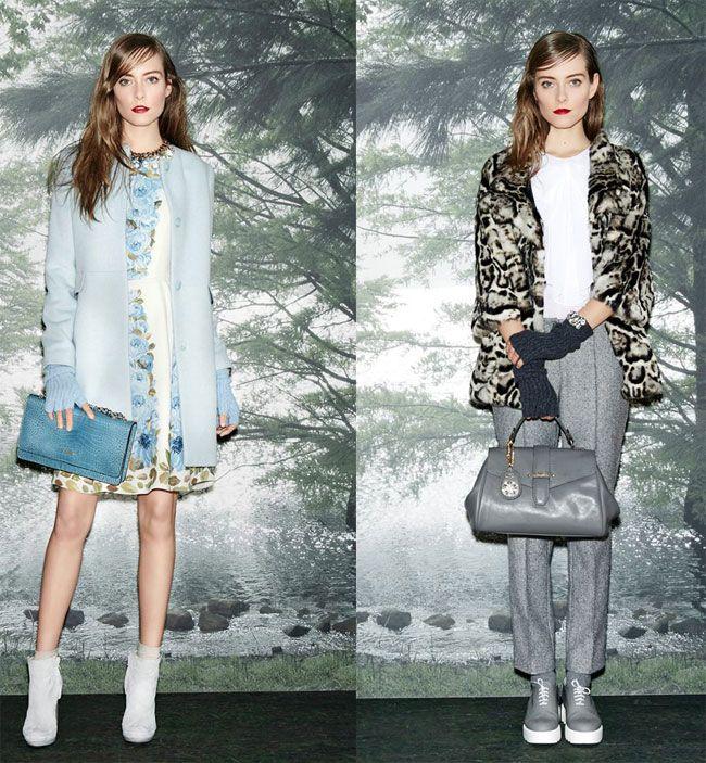 Blugirl, il marchio giovane della casa di modaBlumarine, ha presentato una collezione borse per la stagione autunno inverno 2015-2016 all'insegna di uno stile romantico e femminile che danno forma...