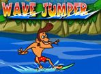 Wave Jumper - http://www.littlemonstersgames.com/wave-jumper/ - Description  Set your height and your speed to make your wave jumper fly as far as he can!  Instructions