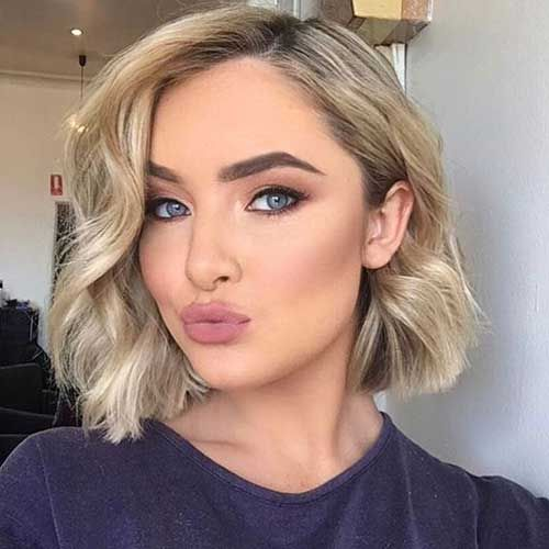 popular hair styles best 25 curled bob hairstyle ideas on styling 3718