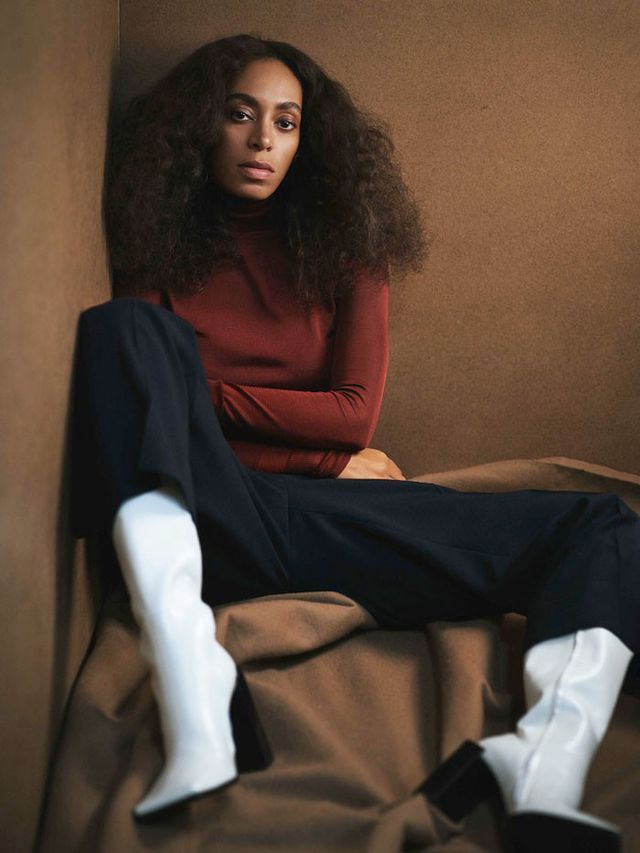 Beyoncé Interviewed Solange for a New Magazine Spread (and We Learned So Much)