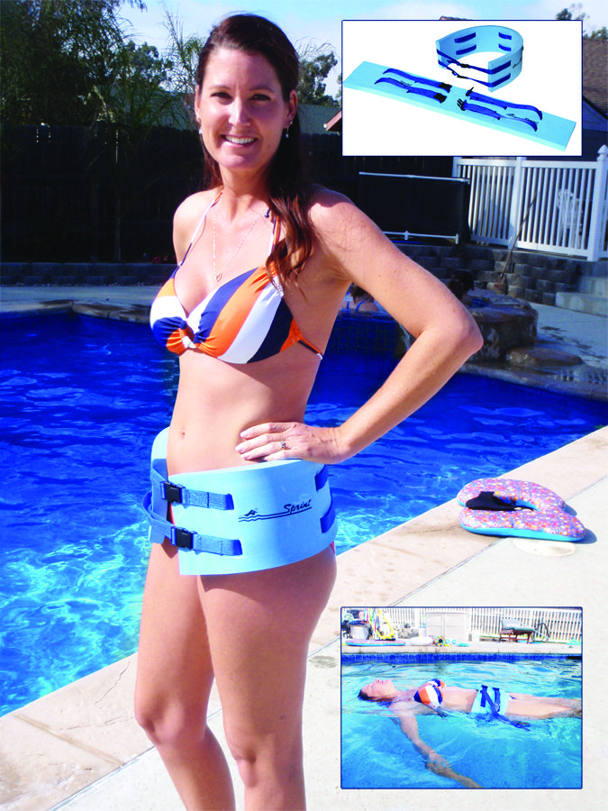 SPRINT HIP BELT- Provides additional support at the hip, mainly for use in the supine position
