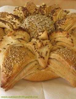 Sütisarok: Napraforgó kenyér