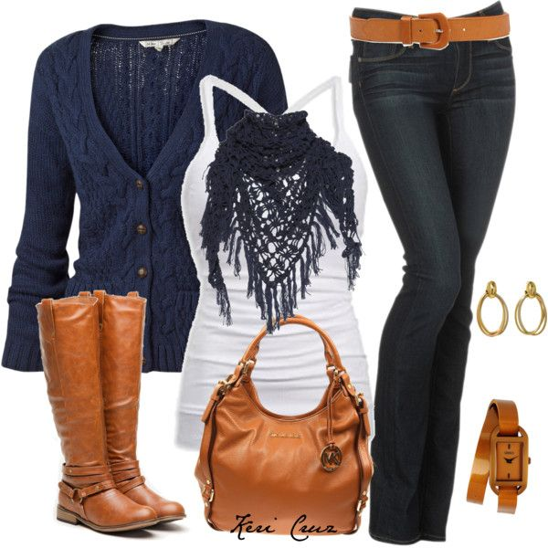 """Cute and casual"" by keri-cruz on Polyvore"