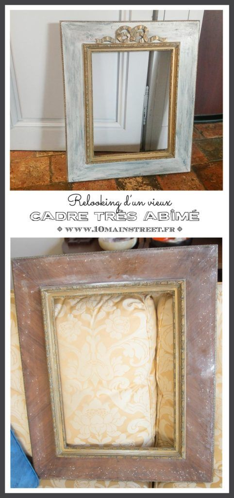 #relooking #cadre #pictureframe