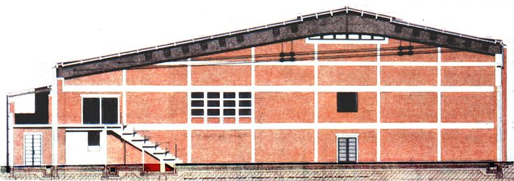 A Budapesti Elektromos Művek Sportcsarnoka | Hazai középületek