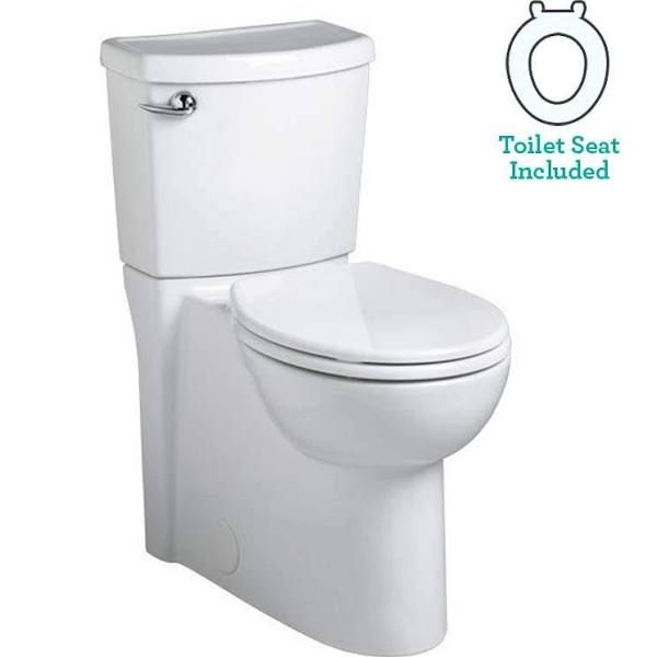 Smooth Side Toilet A Must Have For Cleaning Small Room Fixture