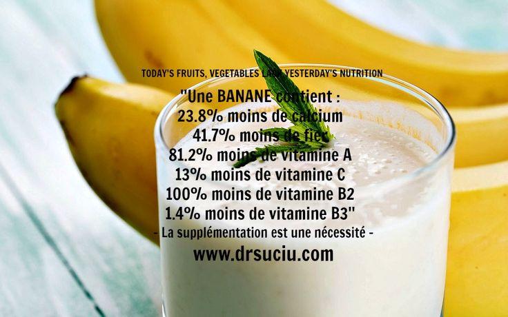 Photo la perte d'éléments nutritifs dans les bananes - drsuciu