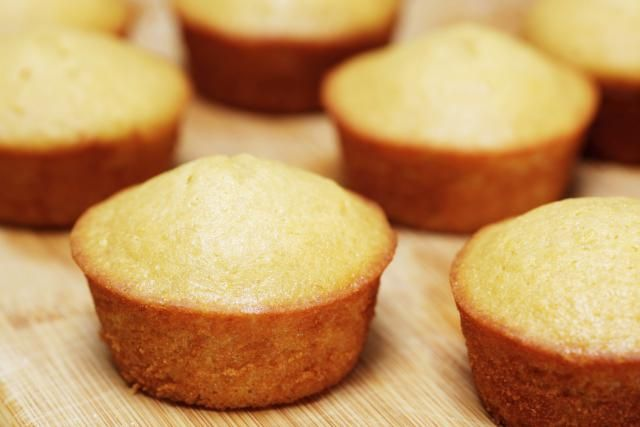 Easy, Basic Muffin Recipe: Because Sometimes Simple is Best. Use as a base and add whatever fruit desired