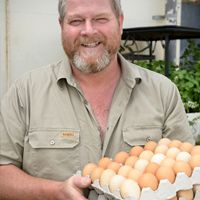Thank you to Sarah & Richard of #FigTreeFarmEggs for their dedication to nurturing nature to produce chicken eggs of such a high quality!