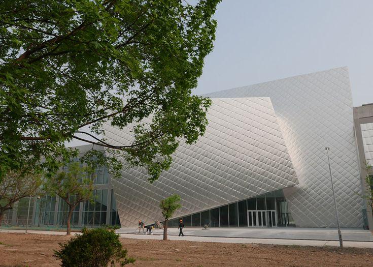 Studio Pei-Zhu converts a Beijing factory into Minsheng