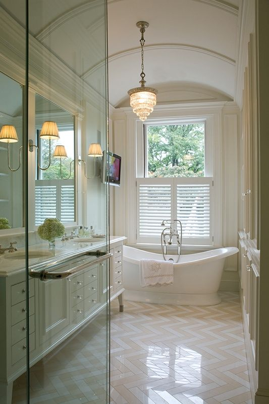 302 best images about bathroom design ideas on pinterest for Bathroom remodel 85382