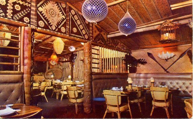 Trader Vic S San Francisco Restaurant