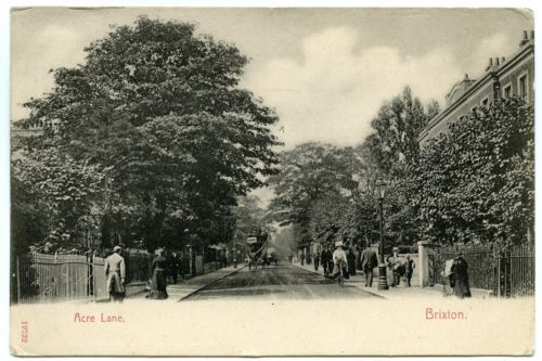 Acre-Lane-Brixton-Lambeth-c1905.
