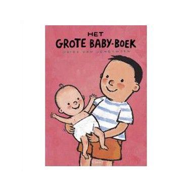 Grote baby-boek - G. van Genechten  Een nieuwe titel in de succesreeks van Guido van Genechten. Na de 'grote' boeken over billen slapen en knuffels is er nu het grote boek over baby's.  EUR 14.99  Meer informatie