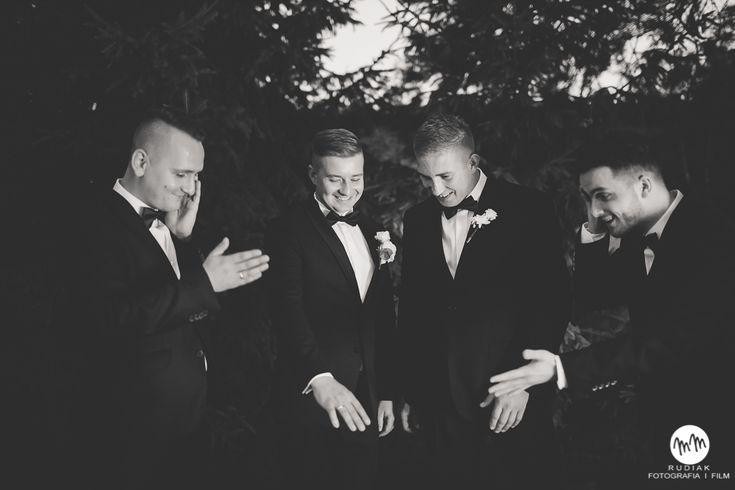 Niesamowite wesele Sylwii i Huberta oraz klimatyczna sesja poślubna w obiektywie M M Rudiak Photography