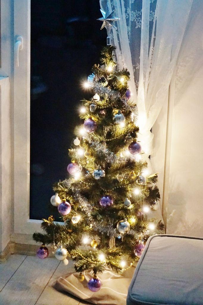 fashionable.com.pl christmas, decor, silver, home, christmas tree, star, święta, dekoracje świąteczne, choinka, bombki, salon, gwiazda,